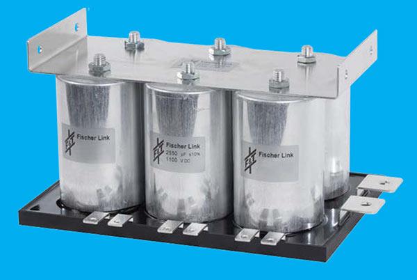 FischerLink – Kondensatormodule nach kundenspezifischen Vorgaben von F&T